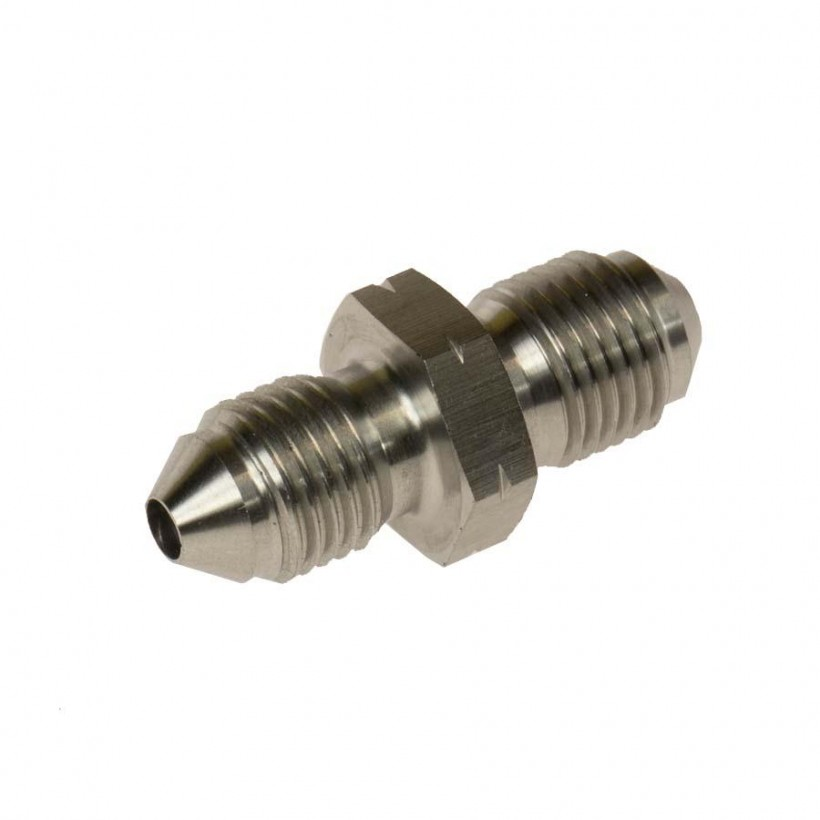 Motamec an unf to m male adaptor stainless