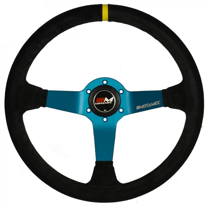 Motamec_Pro_%20Rally_Steering_Wheel_Deep_Dish_3_%20Spoke_350mm_Black_Suede_Blue_Spoke_01.jpg