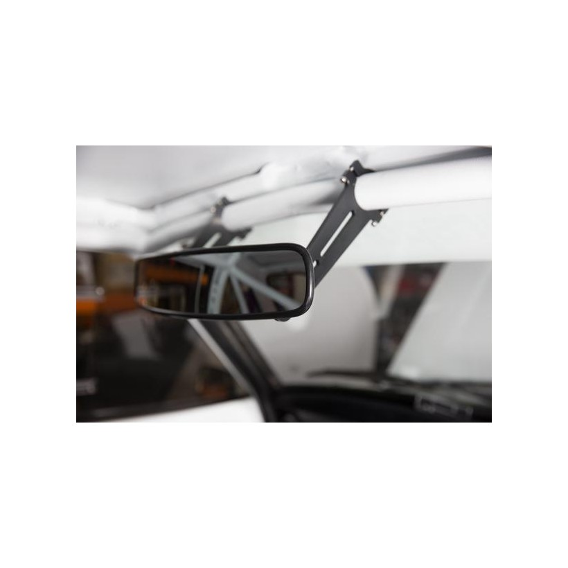 Motamec racing mounting brackets for wide angle mirror for Long wide mirror
