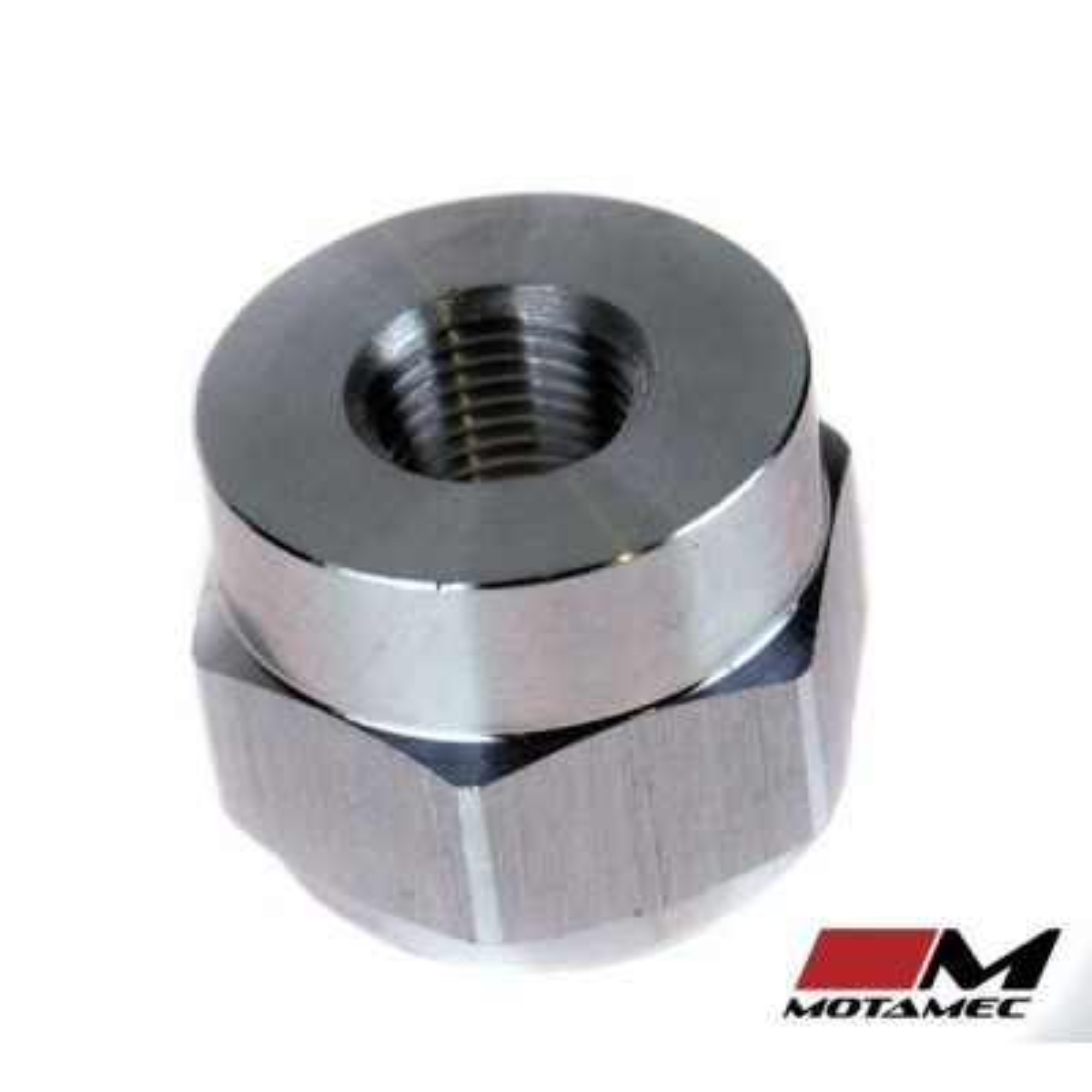 "Aluminum Weld Boss 1-1//2/"" NPT"