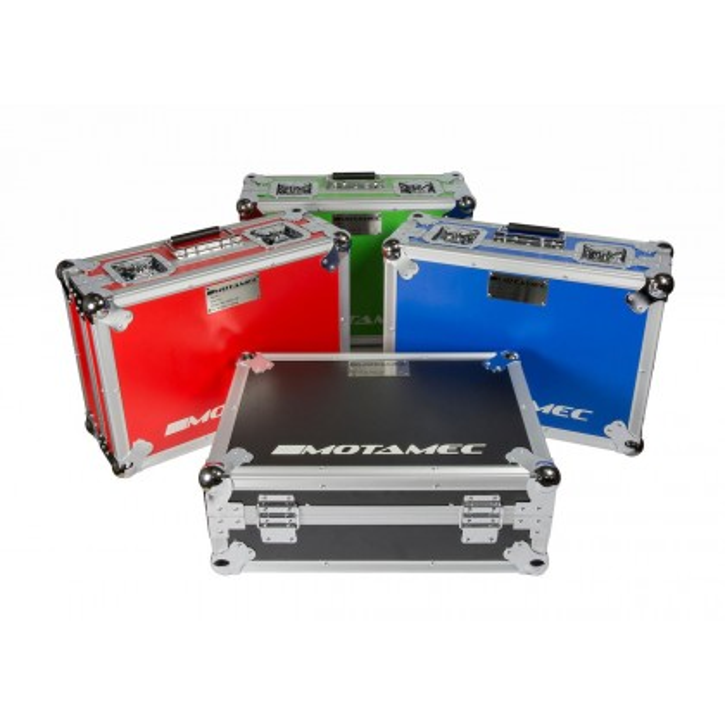 Motamec Service Flight Case MTB-100 Lined Mechanic Tool Box + Tools Tray Inserts