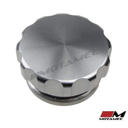 "Motamec Alloy Weld On Filler Neck and Cap 2"" ID Oil Fuel Water Tank Aluminium"