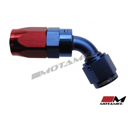 Motamec AN -6 AN6 JIC 60 Degree Swivel Hose End Alloy Fitting Fuel Oil