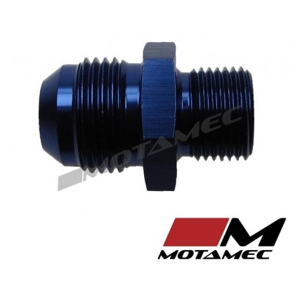 Motamec AN -10 AN10 JIC to M18x1.5 Metric Thread Alloy Fitting Adapter