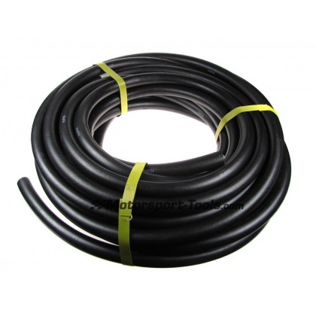 Motamec AN -8 AN8 JIC 1/2in BSP Push-on Hose NBR Rubber Oil Coolant 1m Metre