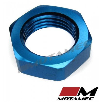 Motamec AN JIC -8 AN8 Nut for Bulkhead Fittings Alloy