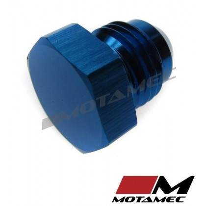 Motamec AN JIC -6 AN6 Flare End Plug Blanking Plug Fitting Alloy Adapter