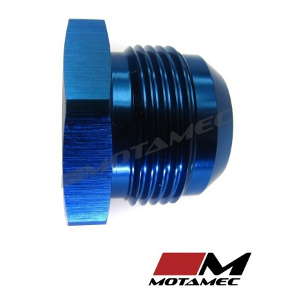 Motamec AN JIC -16 AN16 Flare End Plug Blanking Fitting Alloy Adapter