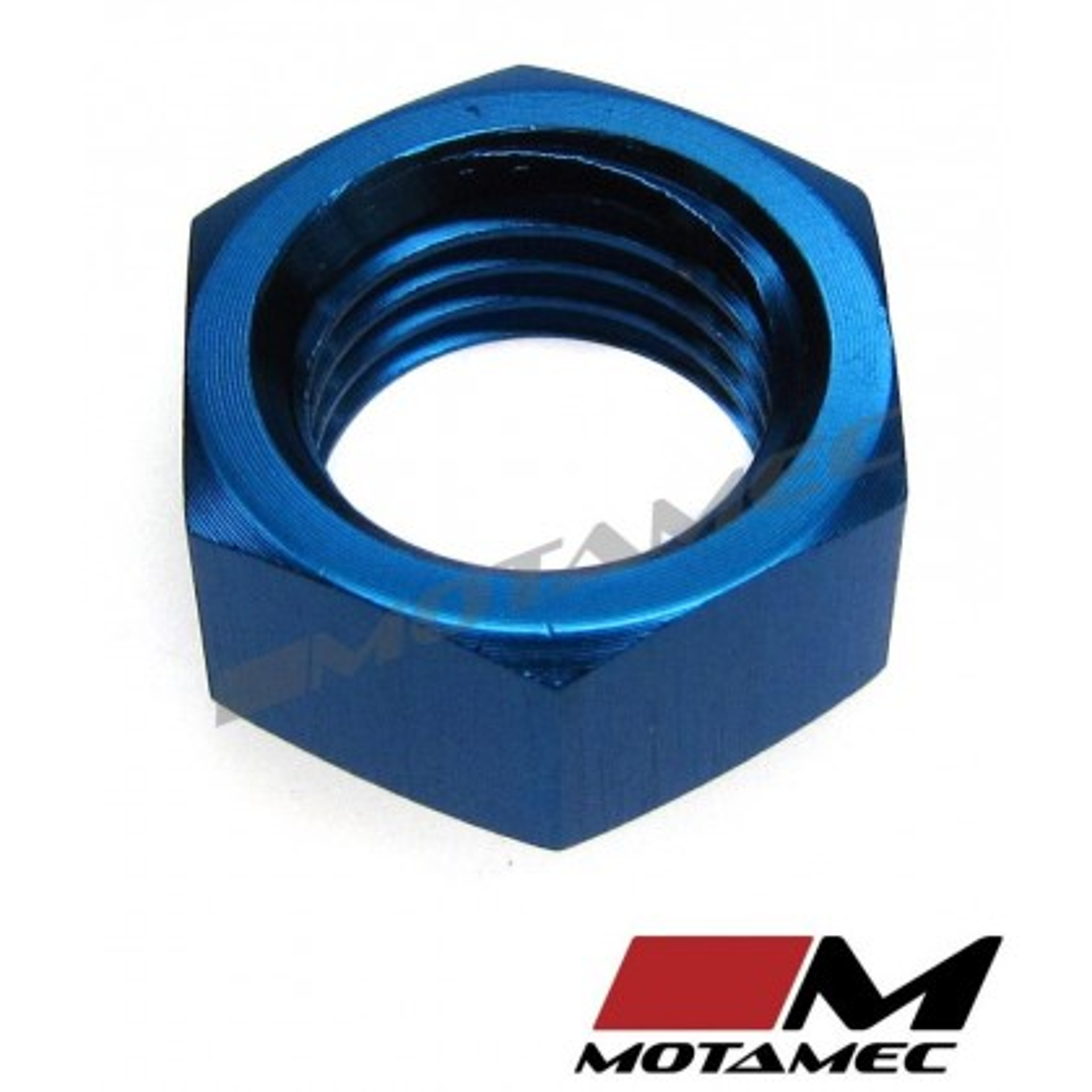 Motamec AN JIC -3 AN3 Nut for Bulkhead Fittings Alloy