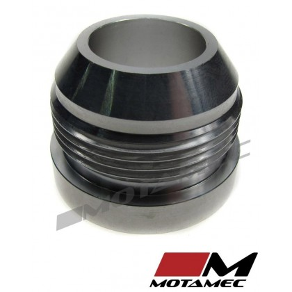 Motamec AN JIC -20 AN20 Male Aluminium Alloy Weld On Bung Fitting
