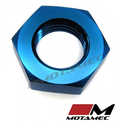 Motamec AN JIC -6 AN6 Nut for Bulkhead Fittings Alloy