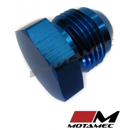 Motamec AN JIC -8 AN8 Flare End Plug Blanking Plug Fitting Alloy Adapter