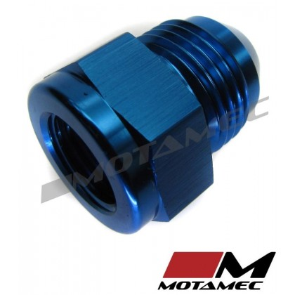 Motamec AN JIC -6 AN6 Female to Male AN JIC -8 AN8 Expander Alloy Fitting Adapter