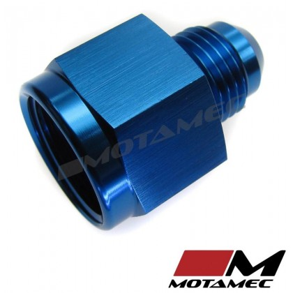 Motamec AN JIC -8 AN8 Female to AN JIC -6 AN6 Male Reducer Alloy Fitting Adapter