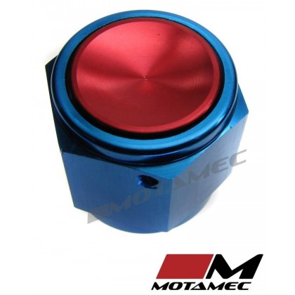 Motamec AN JIC -10 AN10 Female Alloy Cap Fitting Oil Fuel