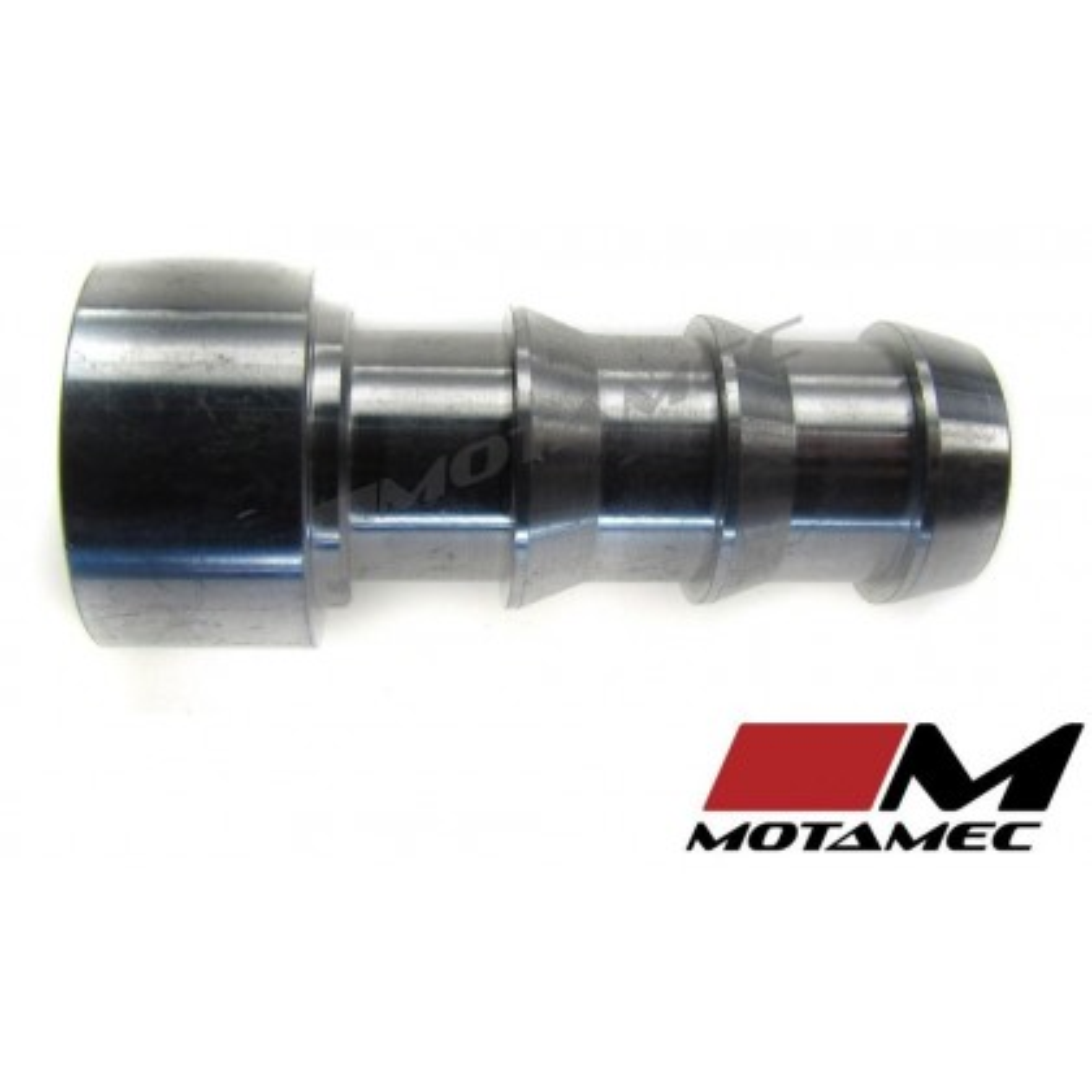 "Motamec 5/8"" Aluminium Alloy Weld On Push On Barb Billet Fitting"