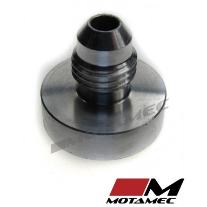 Motamec AN JIC -4 AN4 Male Aluminium Alloy Weld On Bung Fitting