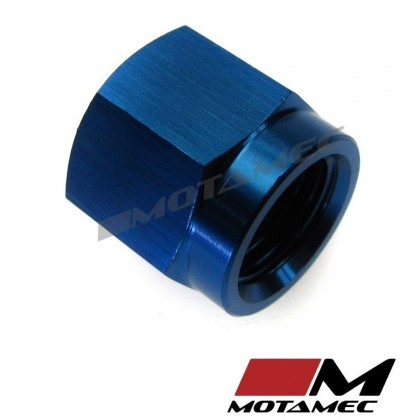 Motamec AN JIC -3 AN3 Female Alloy Cap with O-Ring Seal Fitting Oil Fuel