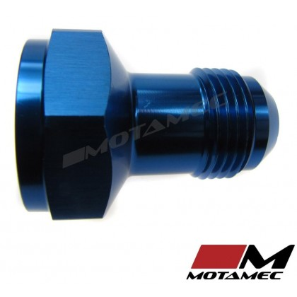 Motamec AN JIC -10 AN10 Flare Extender Female to Male Alloy Fitting Adapter