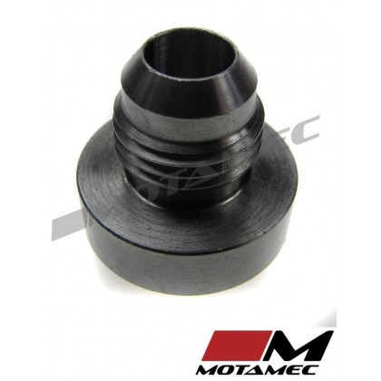 Motamec AN JIC -6 AN6 Male Mild Steel Weld On Bung Fitting