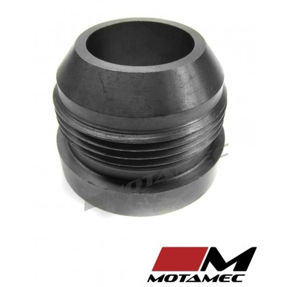 Motamec AN JIC -20 AN20 Male Mild Steel Weld On Bung Fitting