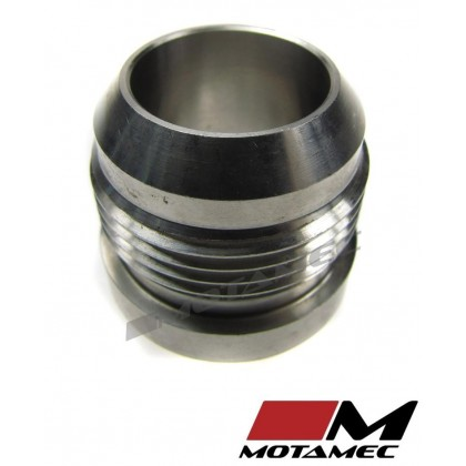 Motamec AN JIC -16 AN16 Male Stainless Steel SS Weld On Bung Fitting