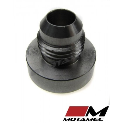 Motamec AN JIC -6 AN6 Male Stainless Steel SS Weld On Bung Fitting