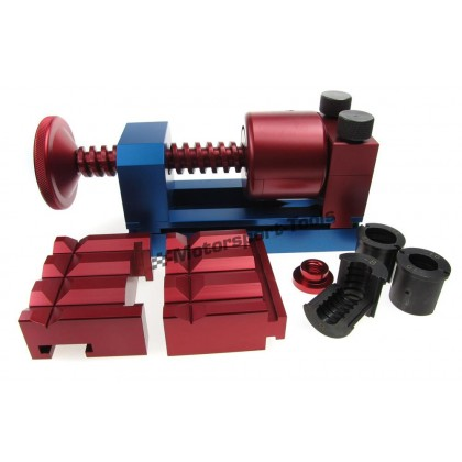 Motamec Rotary Hose Fitting Kit for Fuel Oil Lines Alloy Tool