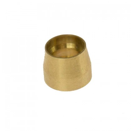 Motamec Spare Brass Olive for Stainless Brake Fitting -3 AN Size