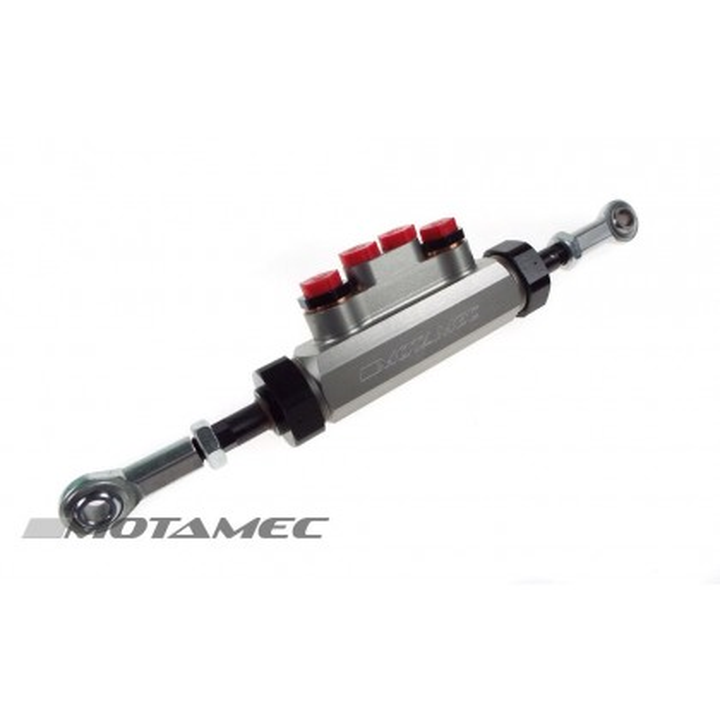 Motamec Tandem Split Diagonal / Group N Hydraulic Handbrake Master Cylinder