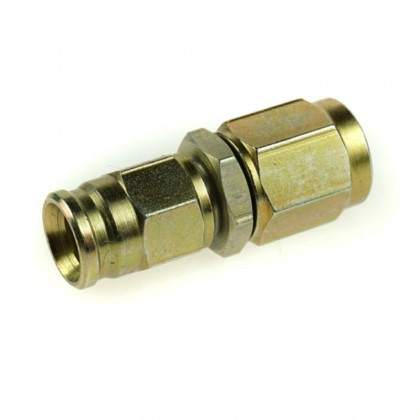 Motamec Female Concave Brake Fitting 3/8 UNF > -3 AN JIC Teflon Hose Aeroquip