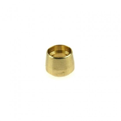 Motamec Brake Fitting Spare Olive To suit -3 AN JIC Teflon Hose Aeroquip type