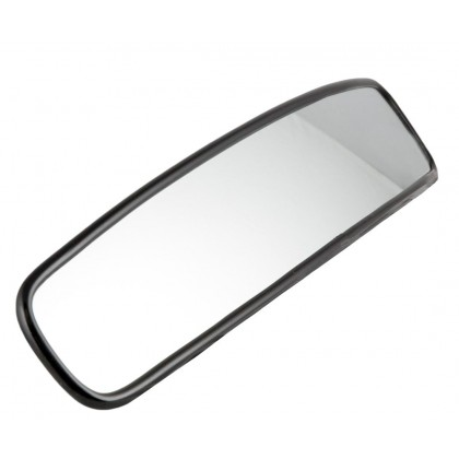 "Motamec Racing 13"" Wide Angle Rear View Mirror - Universal Race Car Mirror Only"