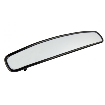 "Motamec Racing 17"" Wide Angle Rear View Mirror - Universal Race Car Mirror Only"