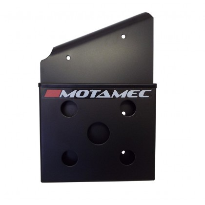 Motamec Black Rally Car Roll Cage Co Driver Map Holder Document Pocket L/H side
