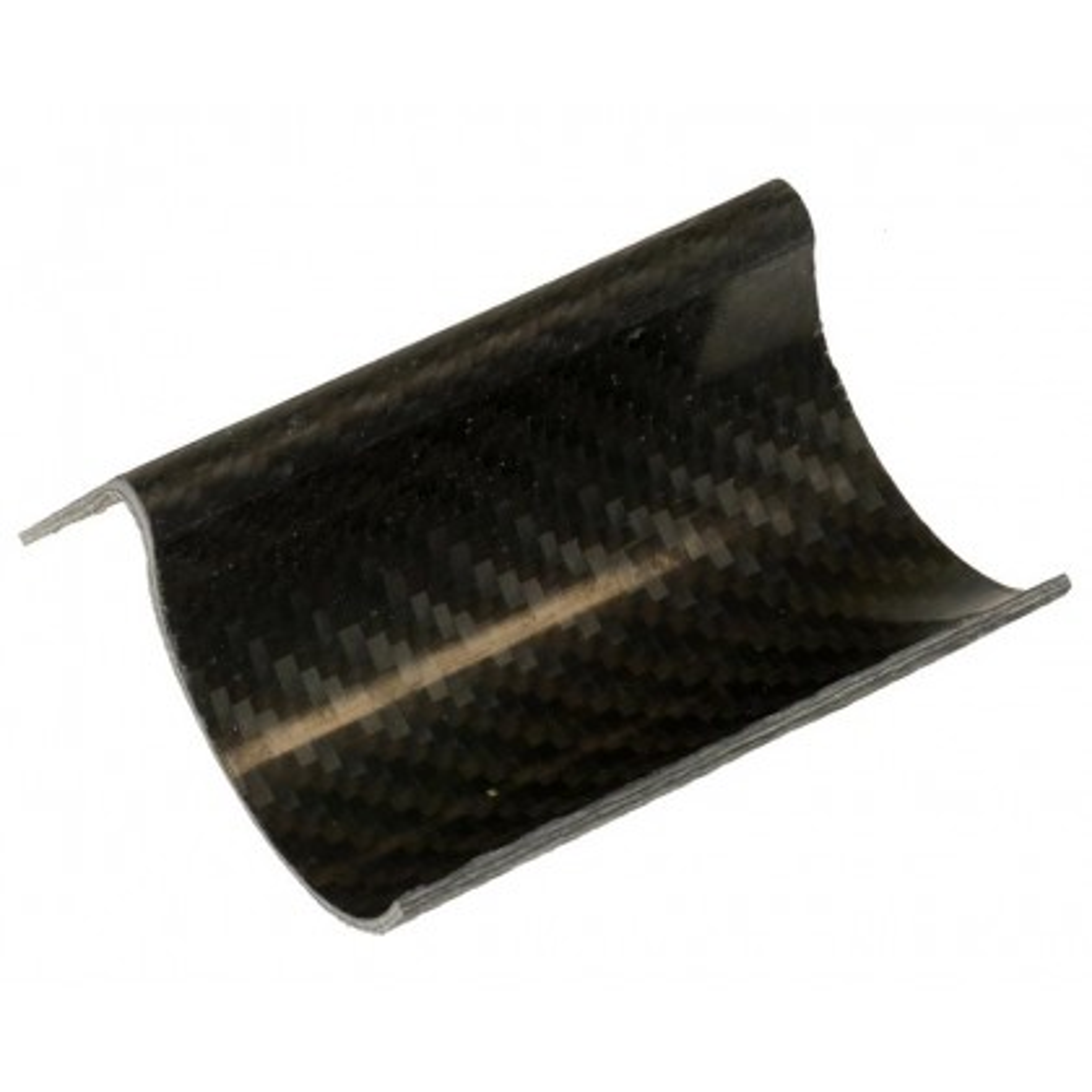 Motamec Carbon Fibre Proflex / Reiger Remote Canister Mounting Bracket Carbonfib