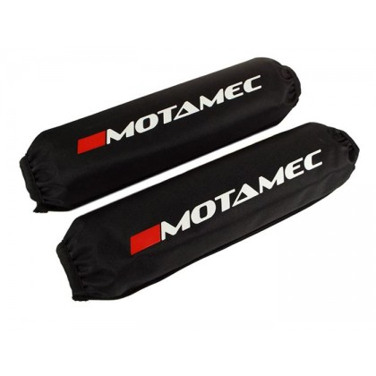"Motamec Spring Cover Coilover Protector Shock Bag  BLACK 13"" / 330mm Long - Pair"