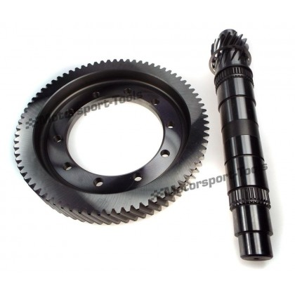 Motamec Ford Focus MTX-75 Diff 4.75 Final Drive Ratio - Crown Wheel and Pinion