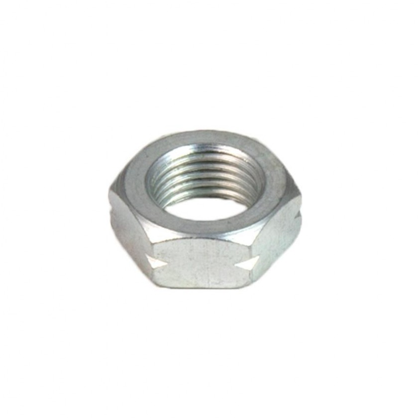 """5//8/"""" UNF LEFT HAND  ROD END ROSE JOINT  LOCK NUTS X 10"""