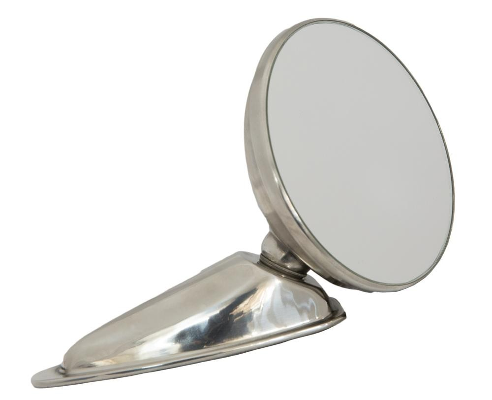 Motamec Classic Car 03 Side Door Wing Mirror X2 Chrome