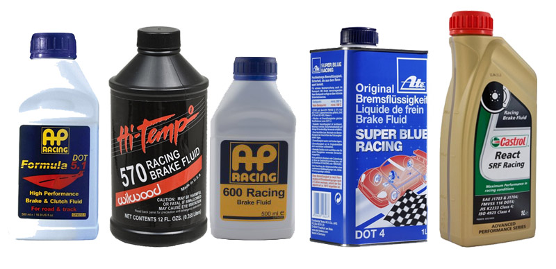 Motamec - What Brake Fluid? - Motamec com